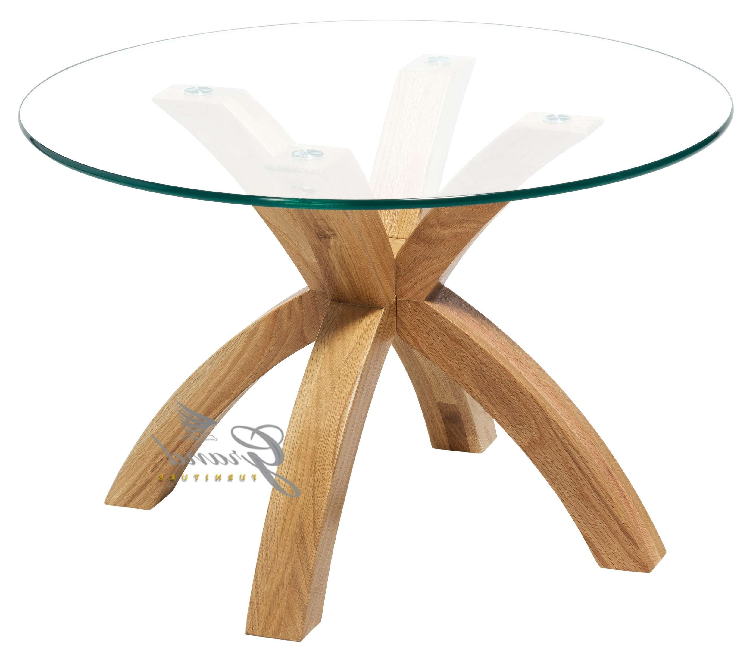 Widely Used Oak And Glass Coffee Tables Pertaining To Coffee Table : Amazing Square Mirrored Coffee Table Oval Glass (View 20 of 20)