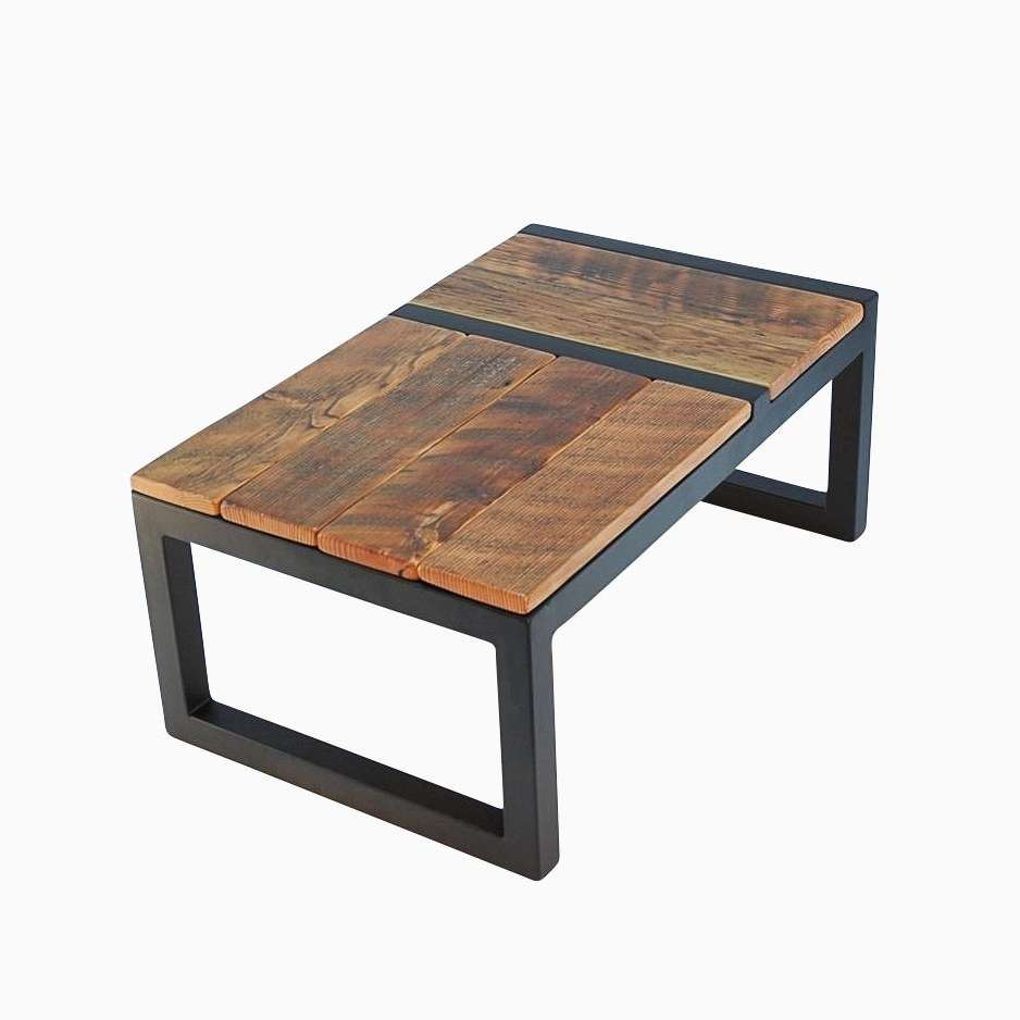 Widely Used Rustic Barnwood Coffee Tables Inside Hand Made Rustic Modern Barnwood Domino Coffee Tablejonathan (View 20 of 20)