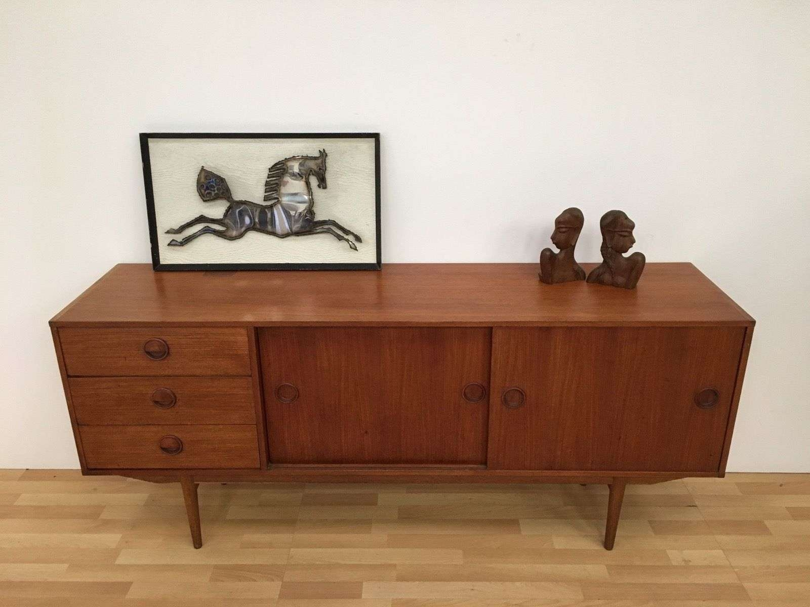 William Watting For Fristho Franeker Mid Century 50s Teak For 50s Sideboards (View 8 of 20)