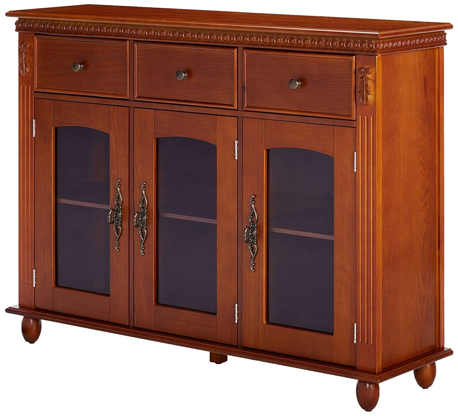 Wine Buffet Dining Room Furniture Buffet Slim Buffet Table Tall Intended For Slim Kitchen Sideboards (View 13 of 20)