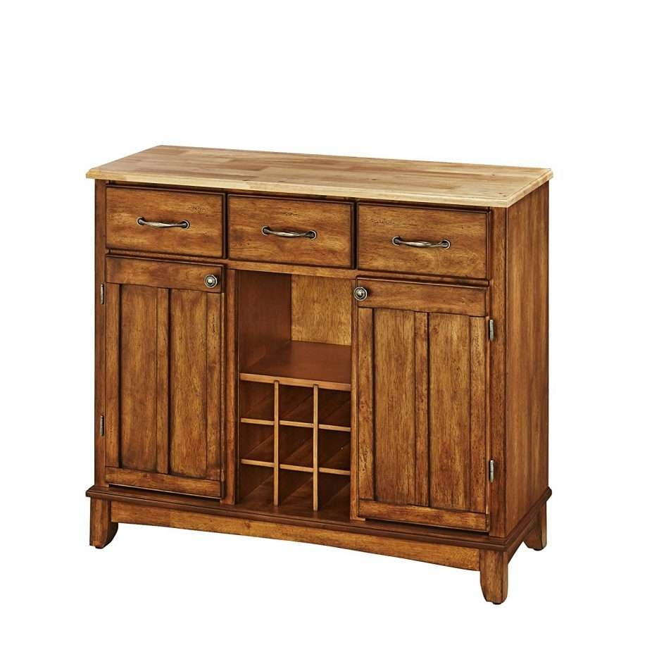 Wood Buffet Cabinet Extra Long Sideboards And Buffets Sideboard With Regard To Sideboards With Glass Doors And Drawers (View 20 of 20)