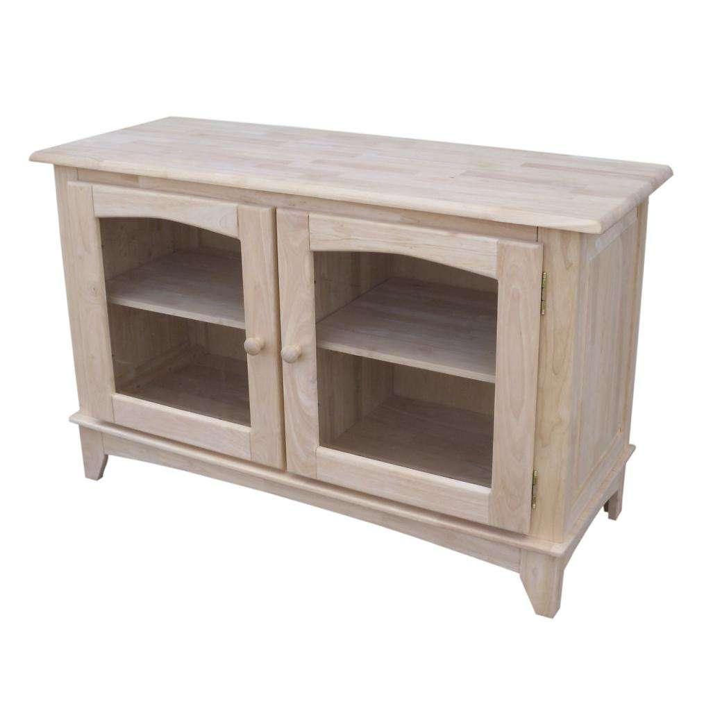 Wooden Tv Cabinet With Glass Doors Image Collections – Doors Regarding Wooden Tv Cabinets With Glass Doors (View 17 of 20)
