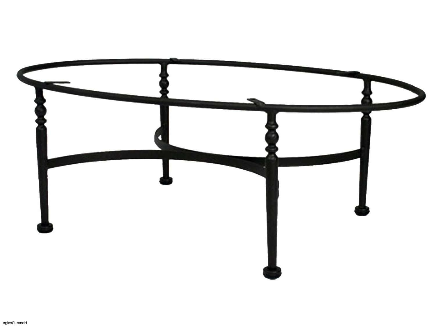 Wrought Iron Coffee Table Bases Home Design Legs And Inexpensive Throughout 2018 Wrought Iron Coffee Tables (View 19 of 20)