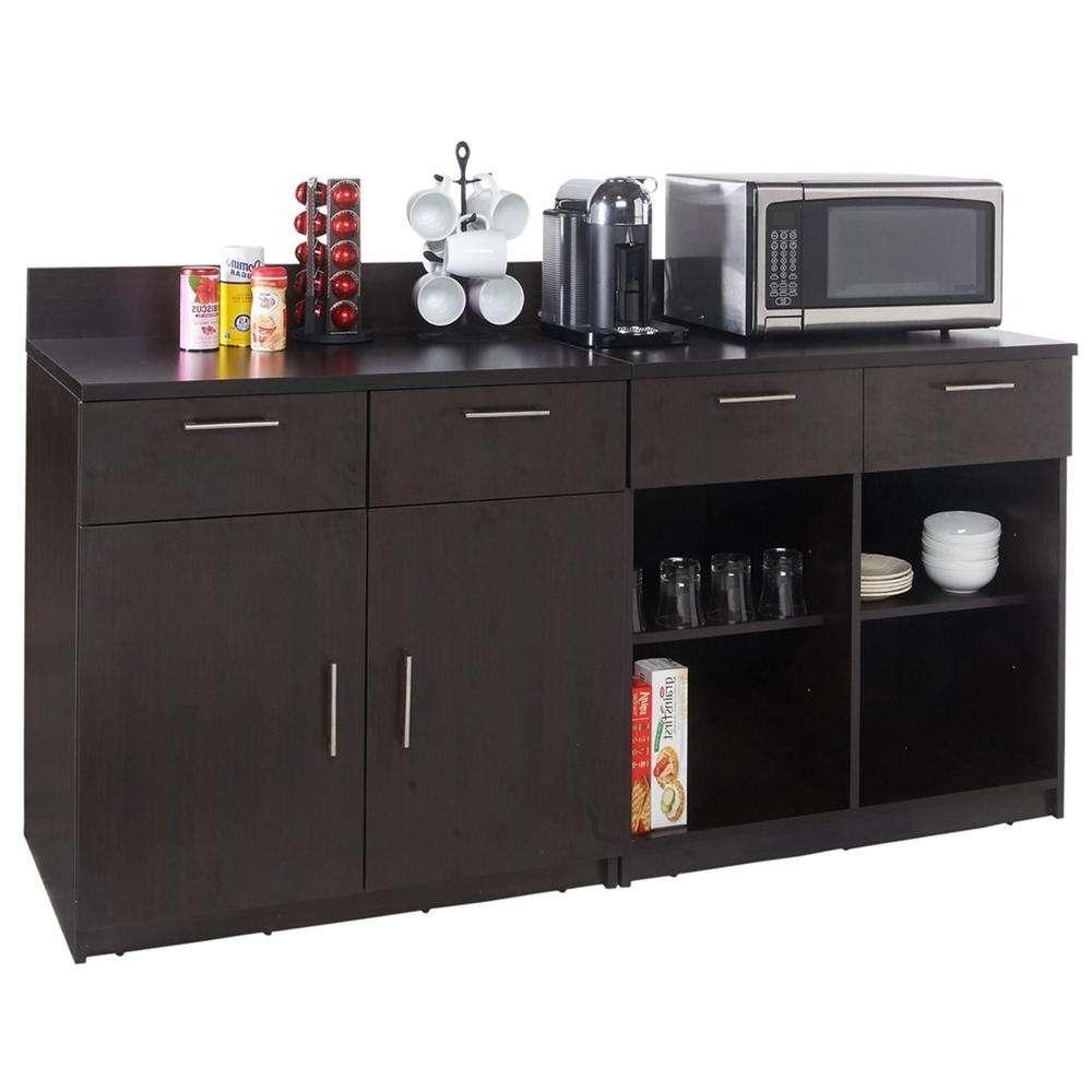 Yosemite Home Decor – Kitchen & Dining Room Furniture – Furniture Regarding Espresso Sideboards (View 20 of 20)