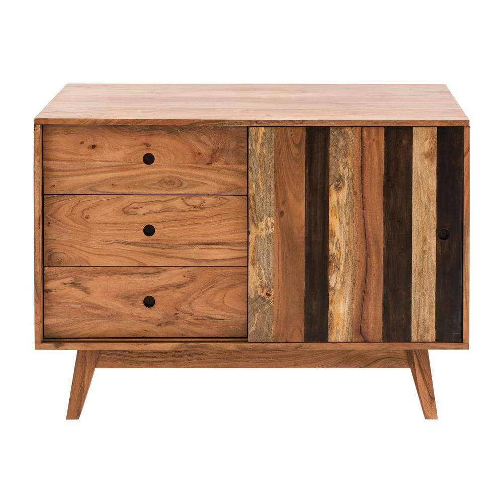 Yosemite Home Decor Tarryall Natural Collection Sideboard Yhd Within Sideboards Decors (View 20 of 20)