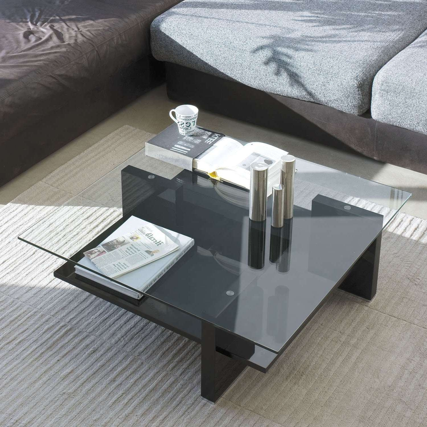 Zen Coffee Table, Matte Lacquerantonello Italia (Gallery 19 Of 20)
