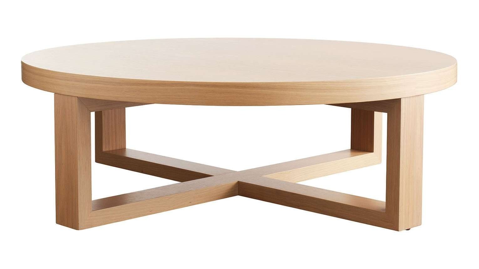 Zuster Furniture April Round Coffee Table Regarding Latest Round Coffee Tables (Gallery 20 of 20)