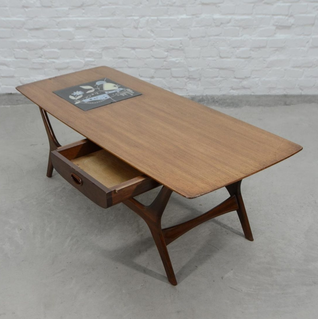 10 Large Round Teak Coffee Table Inspiration (View 1 of 20)