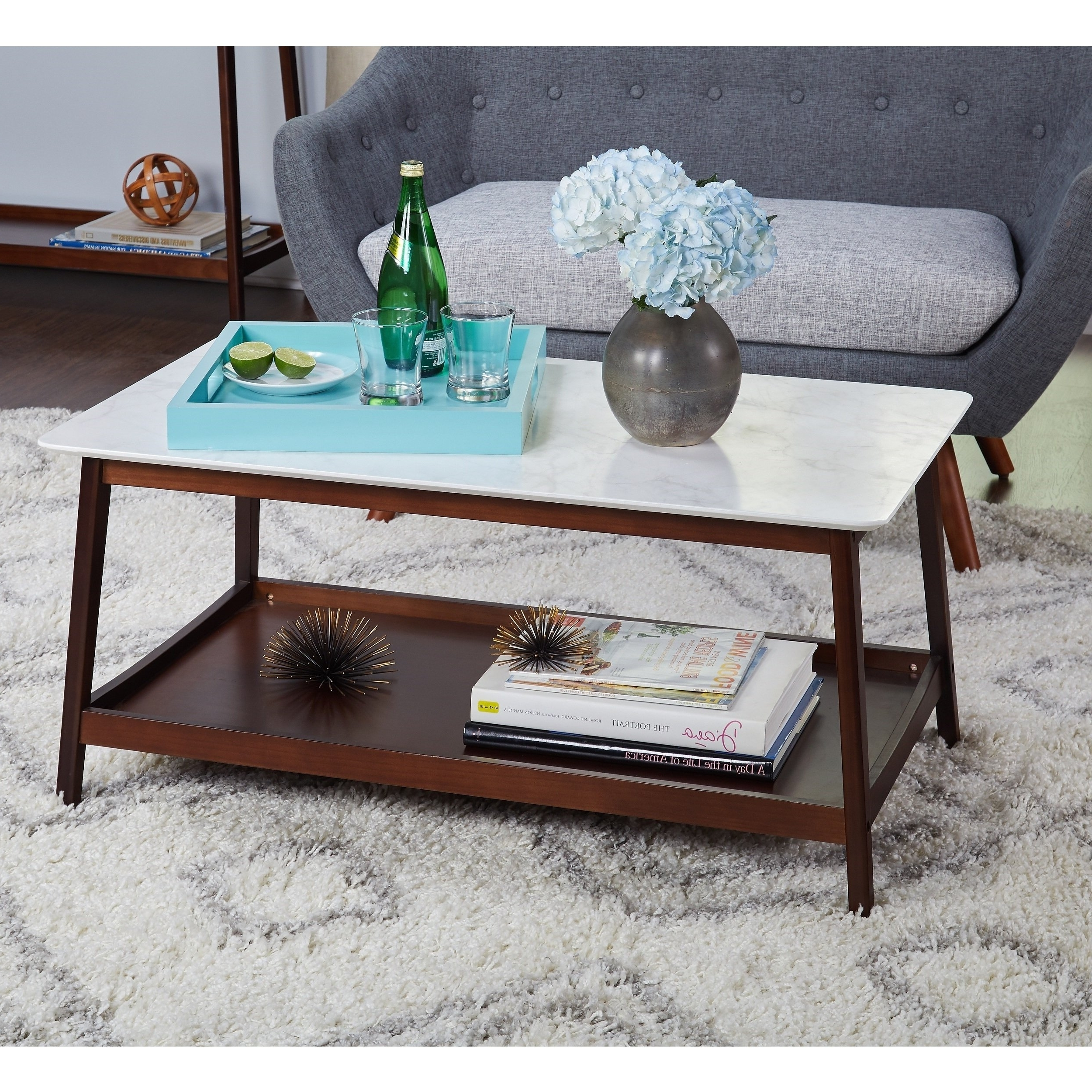 2017 Element Ivory Rectangular Coffee Tables Regarding Shop Simple Living Jhovies Coffee Table – On Sale – Free Shipping (View 6 of 20)