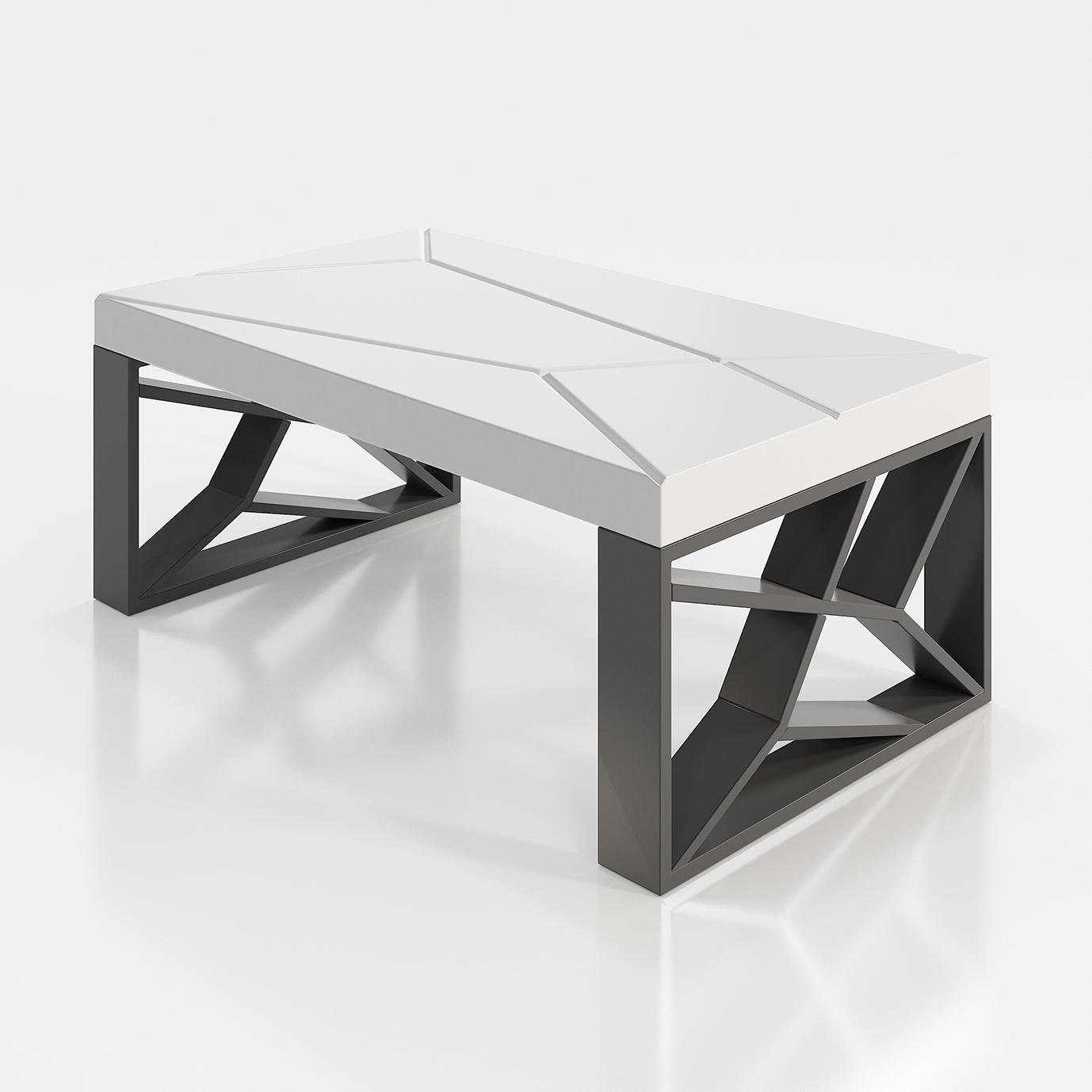 2017 Flat Black And Cobre Coffee Tables With Regard To ▷ Coffee Tables: The Perfect Complement To The Hall ® (View 17 of 20)