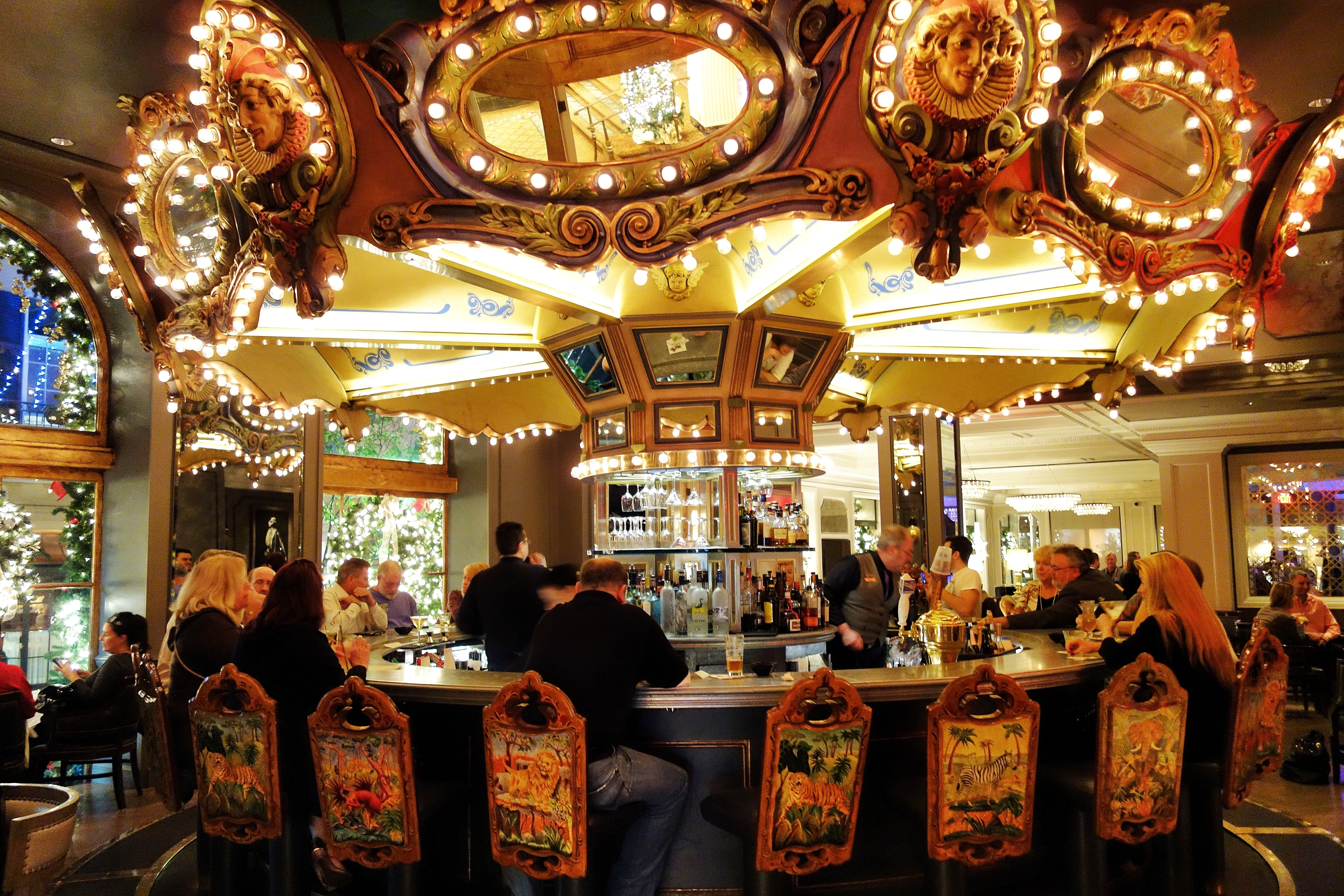 2017 Nola Cocktail Tables Inside Best Historic Bars In New Orleans (View 20 of 20)