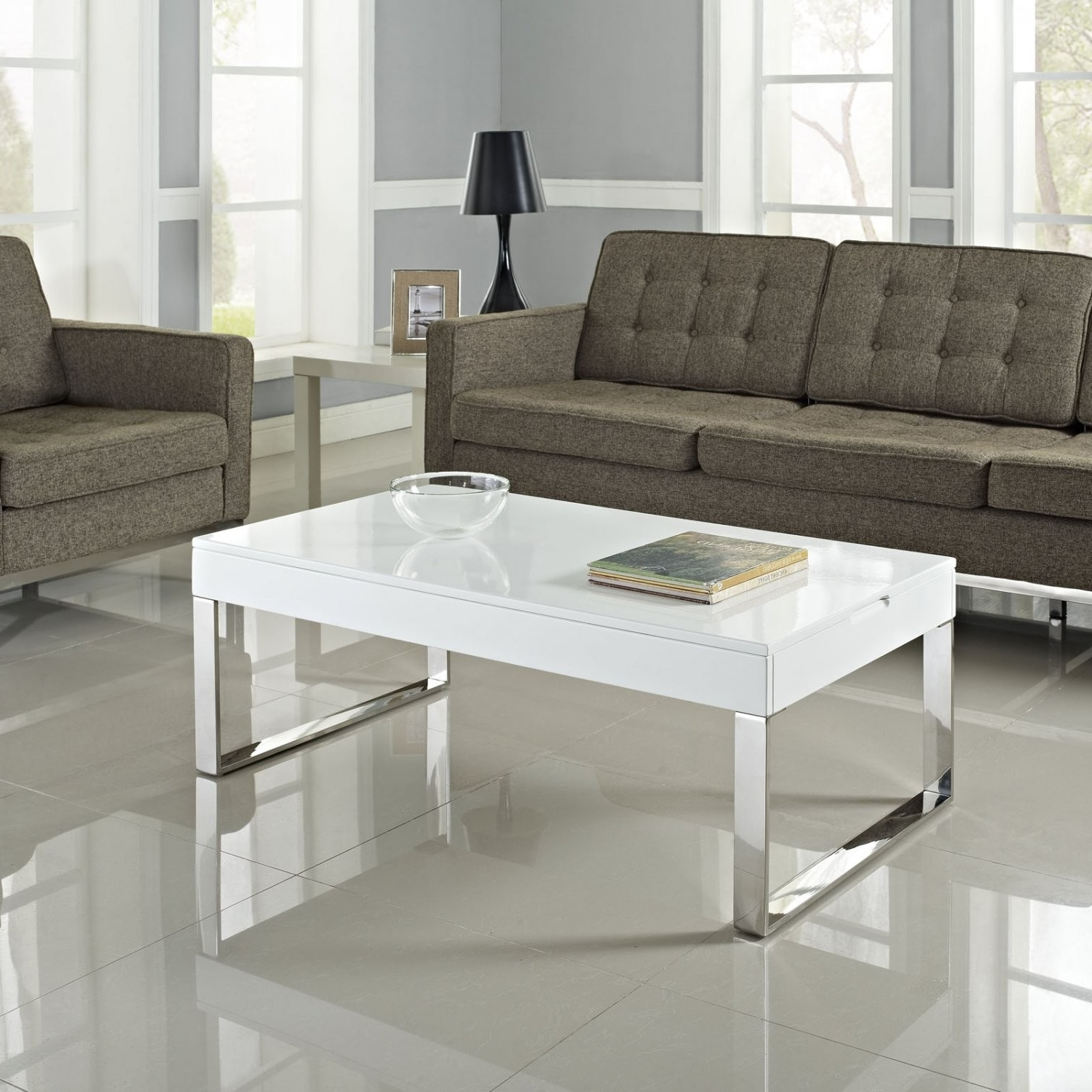 2017 Smart Large Round Marble Top Coffee Tables Pertaining To Table Big Coffee Tables Big White Coffee Table Black And Grey Marble (View 16 of 20)