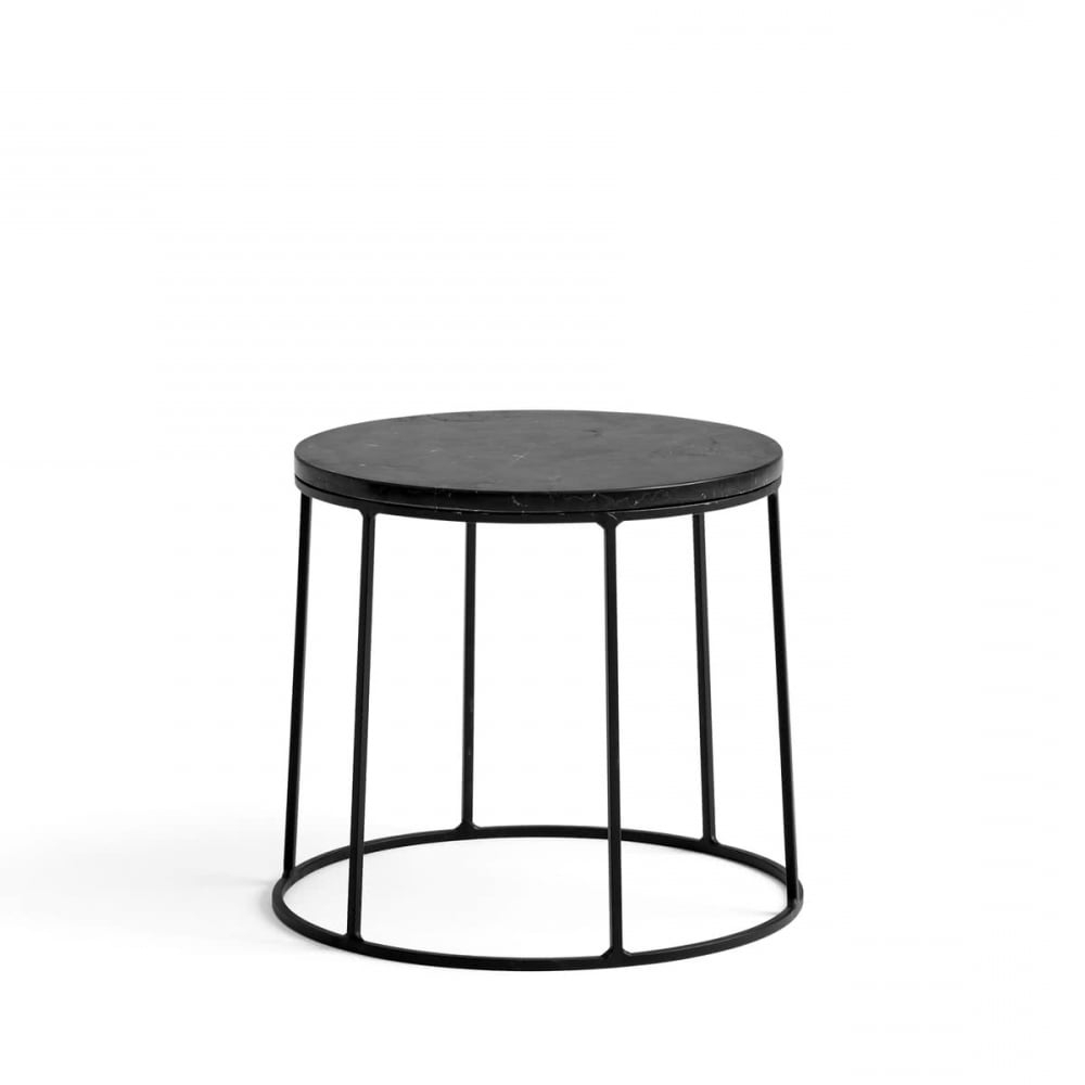2018 Black Wire Coffee Tables For Menu Wire Marble Table (Gallery 13 of 20)