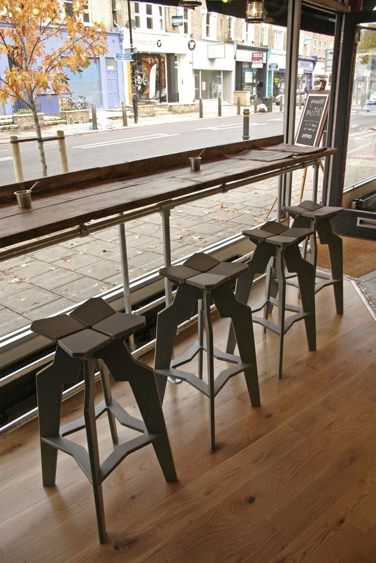 2018 Khacha Coffee Tables For Rustic Wood Flooring Design And Metal Bar Stool Coffee Shop Design (View 5 of 20)