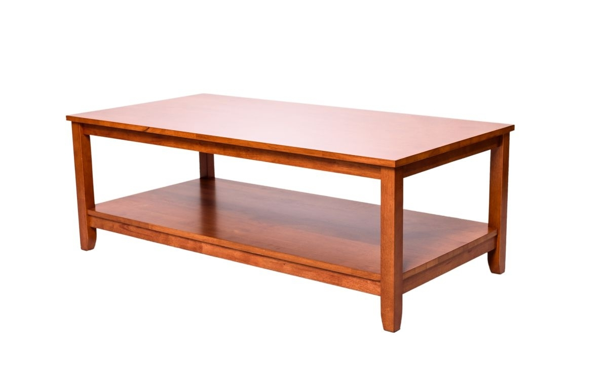 2018 Mill Coffee Tables For Wooden Coffee Table –  (View 2 of 20)