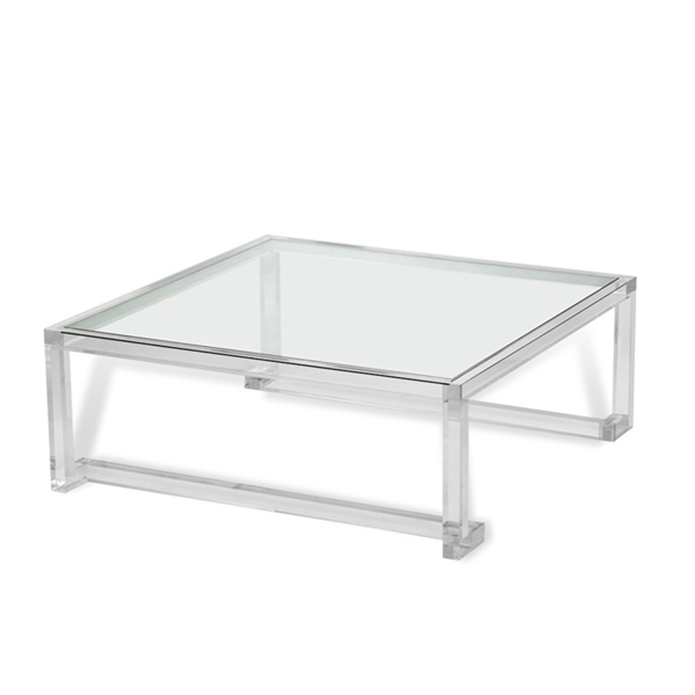 2018 Nola Cocktail Tables Pertaining To Acrylic Cocktail Table Collection (Gallery 4 of 20)