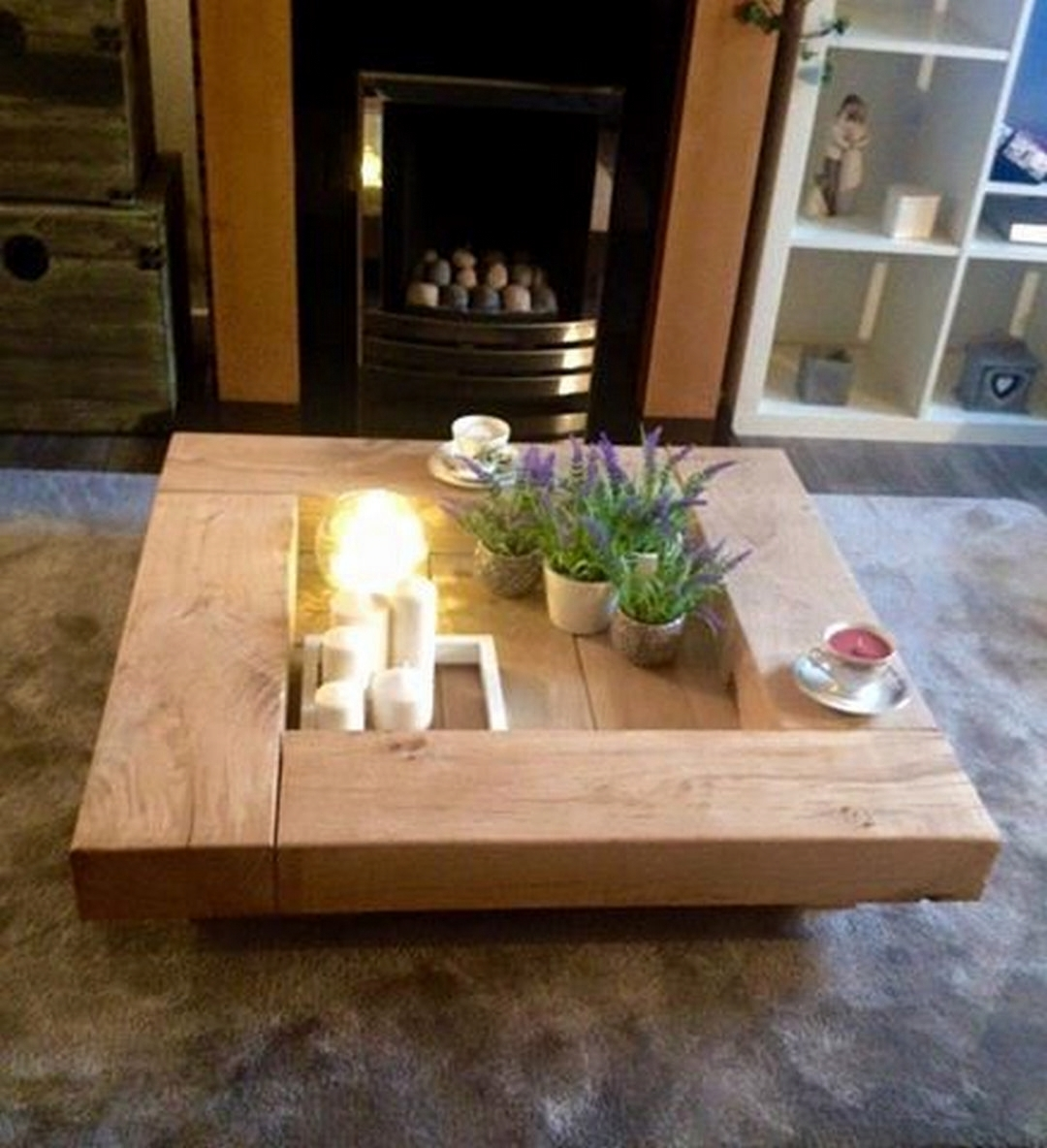 84 Wonderful Coffee Table Design Ideas (Gallery 15 of 20)