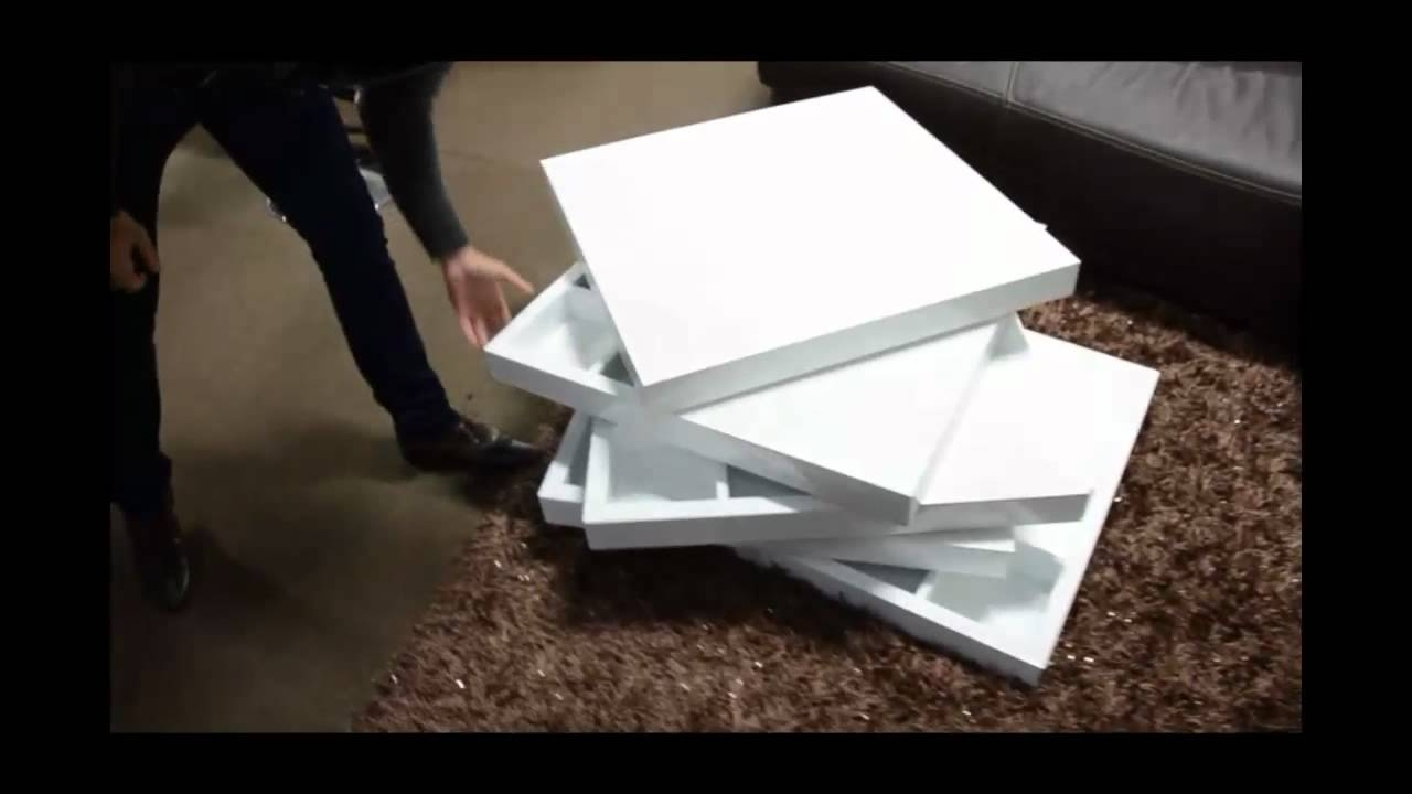 (866)397 Regarding Trendy Spin Rotating Coffee Tables (View 2 of 20)