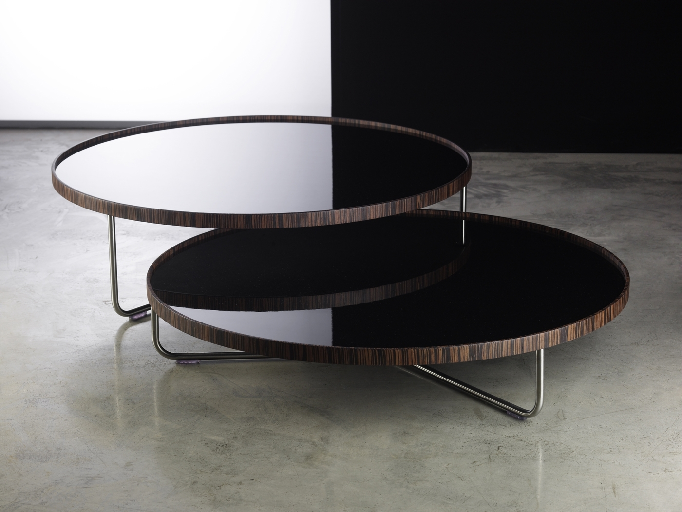 Adelphi Nesting Coffee Table Setmodloft Pertaining To Famous Set Of Nesting Coffee Tables (View 2 of 20)