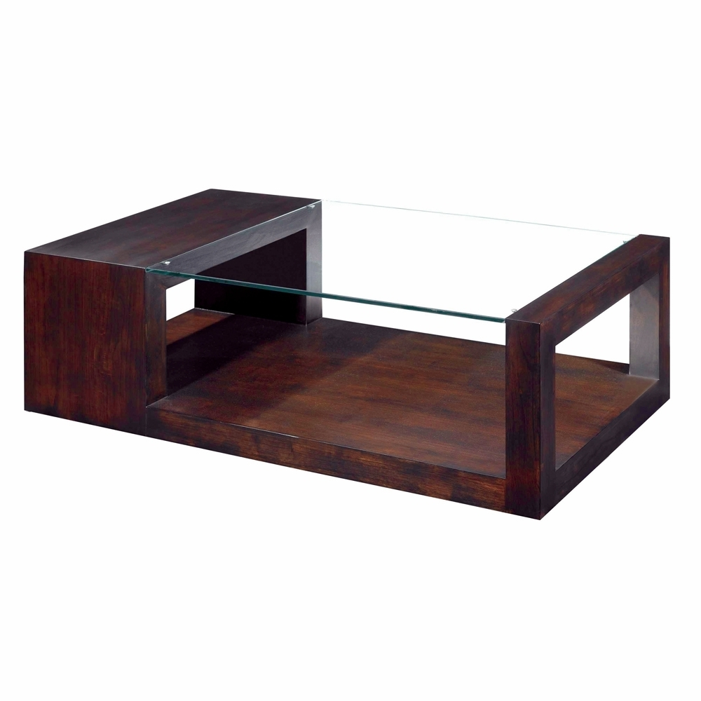 Allan Copley Designs – Dado Rectangular Glass Top Cocktail Table In Within Most Current Allen Cocktail Tables (View 10 of 20)