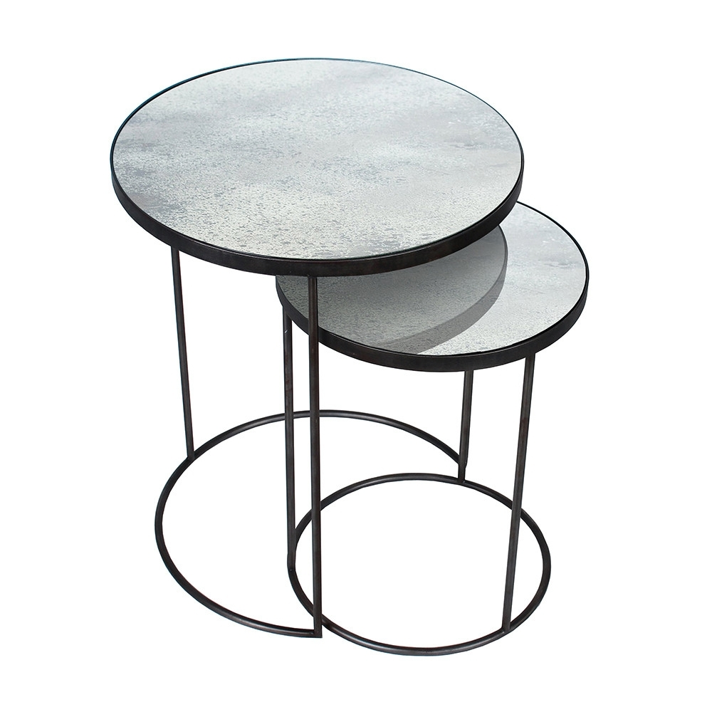 Amara Pertaining To Most Popular Set Of Nesting Coffee Tables (View 2 of 20)