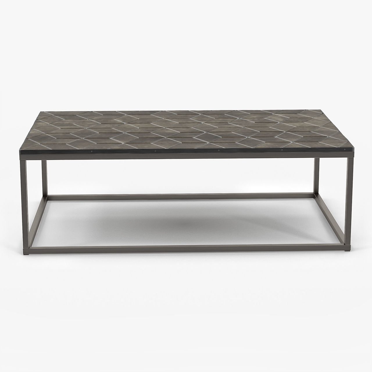 Amazing Parquet Coffee Table With Restoration Hardware Metall Pertaining To Most Popular Parquet Coffee Tables (Gallery 14 of 20)