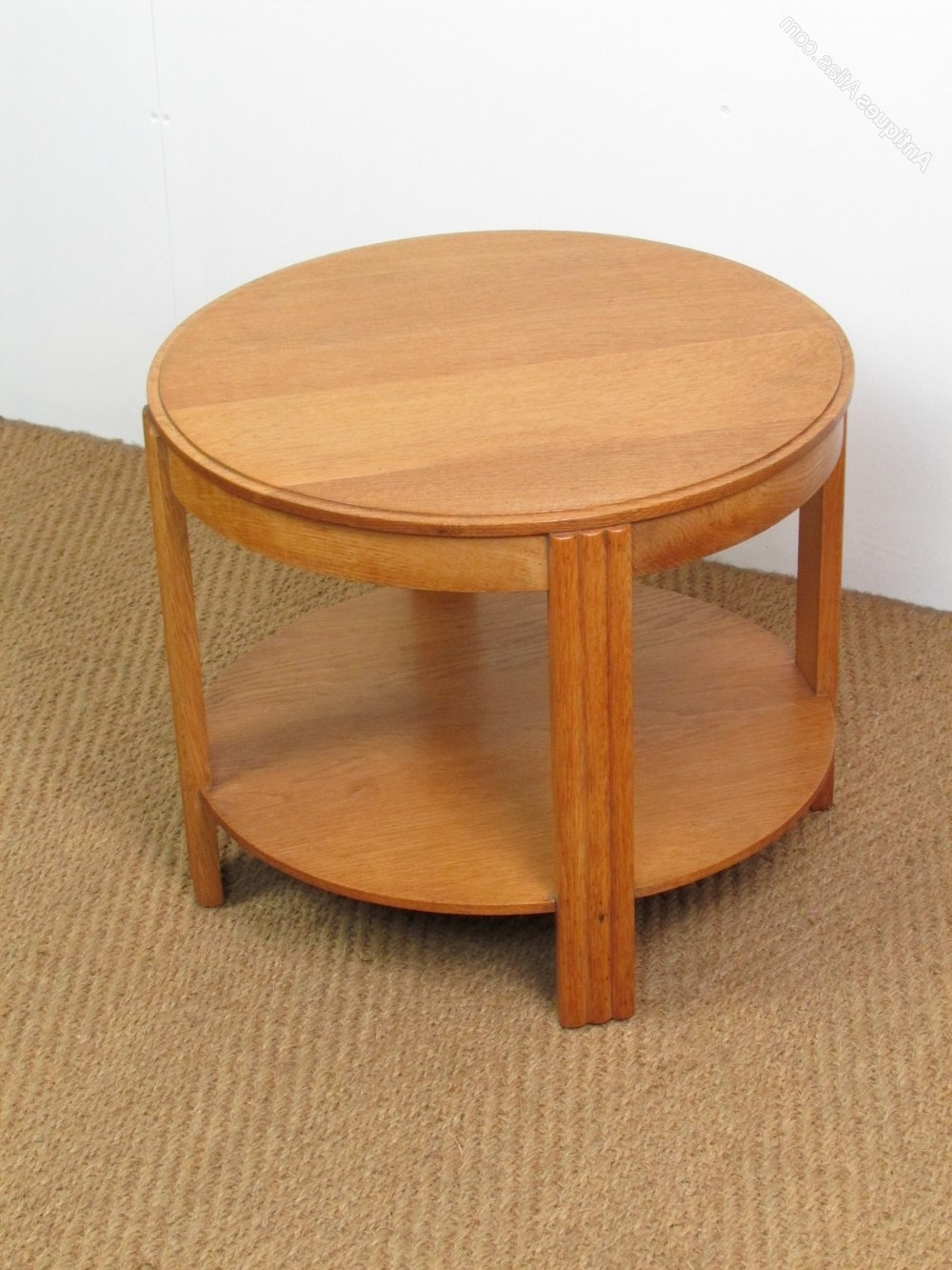Featured Photo of Antiqued Art Deco Coffee Tables