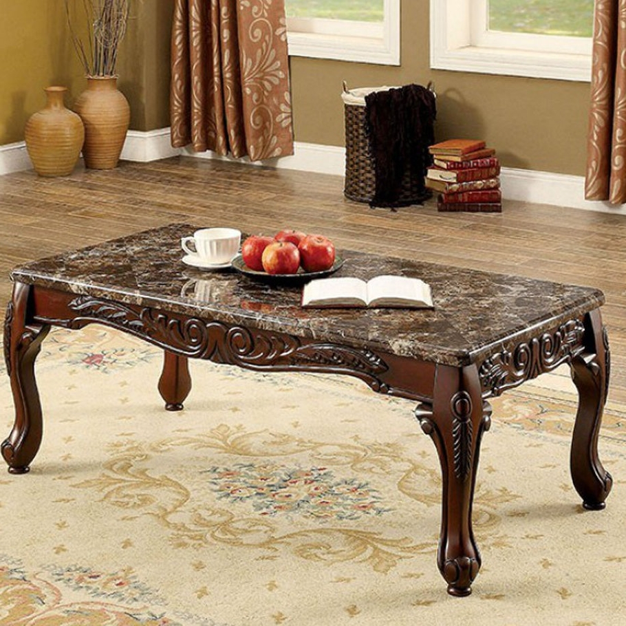 Astoria Grand Sherell Traditional Coffee Table (View 6 of 20)
