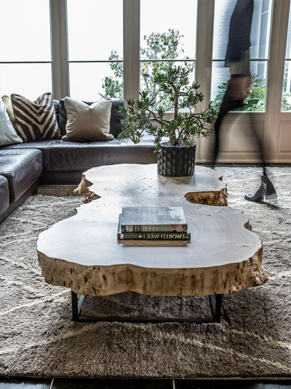 Atlanta Designer Alice Cramer Says To Clear The Clutter Off Of Your For Well Known Combs Cocktail Tables (View 14 of 20)
