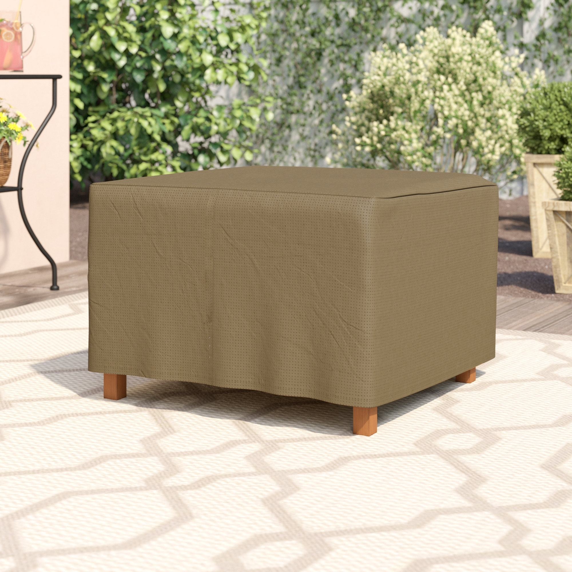 Best And Newest Casbah Coffee Side Tables With Amazing Side Table Cover Casbah Coffee Review C H Cloth With Fabric (View 3 of 20)