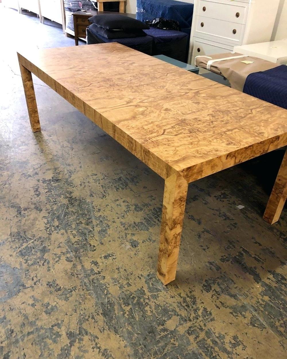 Best And Newest Oslo Burl Wood Veneer Coffee Tables With Burl Wood Desk Wisteria Oslo Burl Wood Veneer Collection Desk (View 3 of 20)