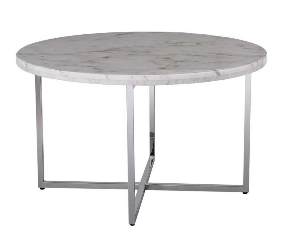Best Round Marble Coffee Table (View 2 of 20)
