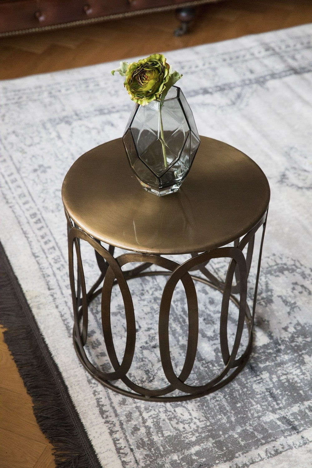 Brass Drum Coffee Table Antique Brass Drum Coffee Table Inside Popular Darbuka Brass Coffee Tables (View 4 of 20)