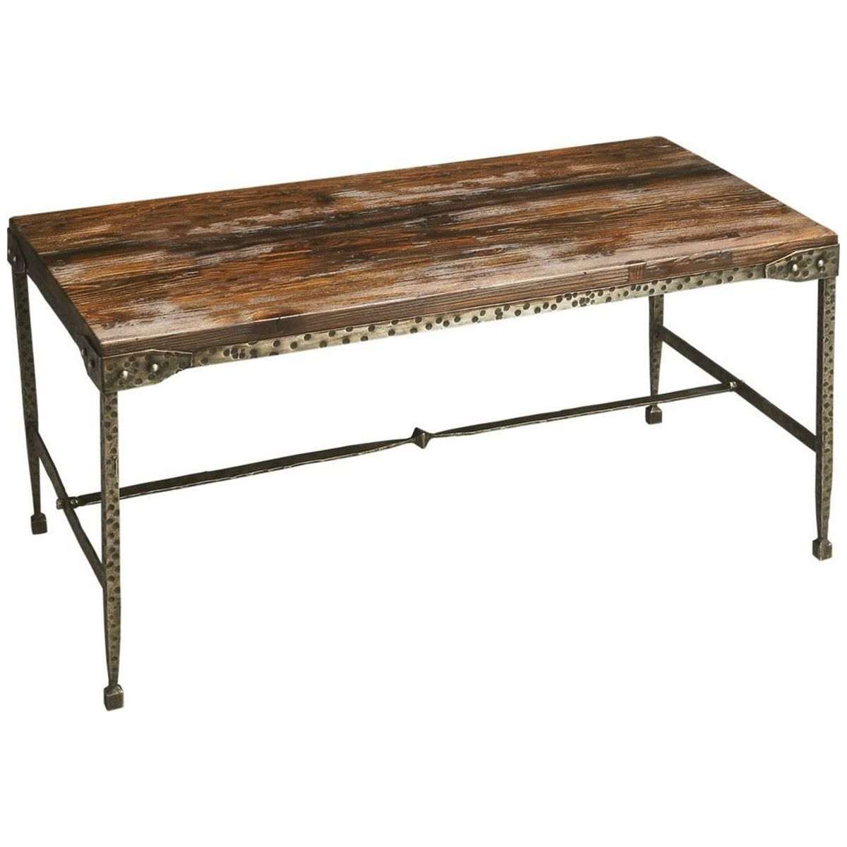 Butler Specialty Industrial Chic Cocktail Table (View 5 of 20)