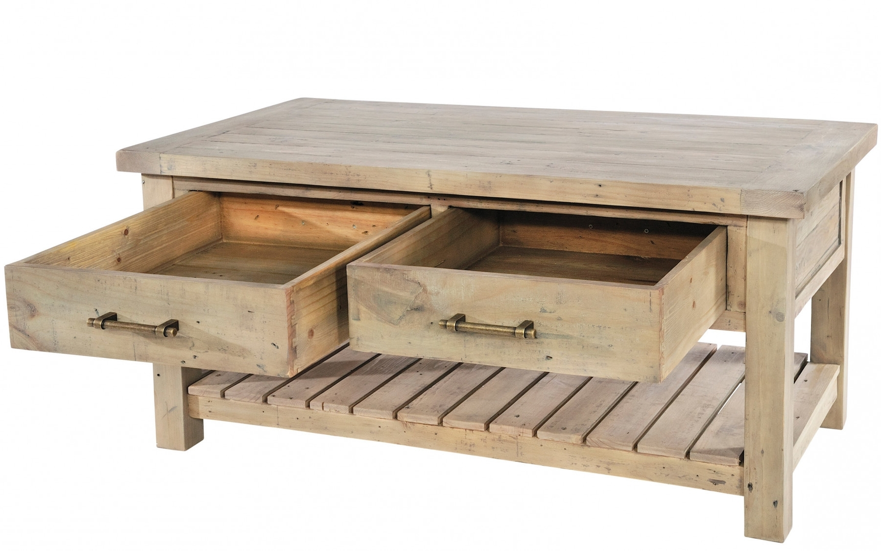Buy At Kontenta With Regard To Favorite Reclaimed Pine Coffee Tables (View 3 of 20)