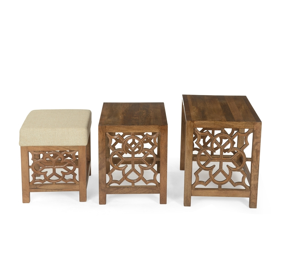 Featured Photo of Batik Coffee Tables