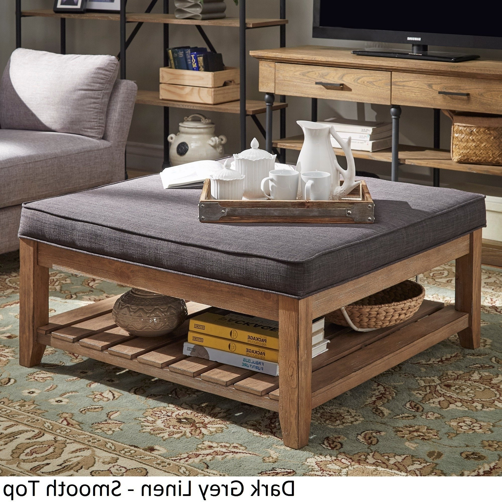 Buy Grey Coffee, Console, Sofa & End Tables Online At Overstock For Current Jelly Bean Coffee Tables (View 4 of 20)