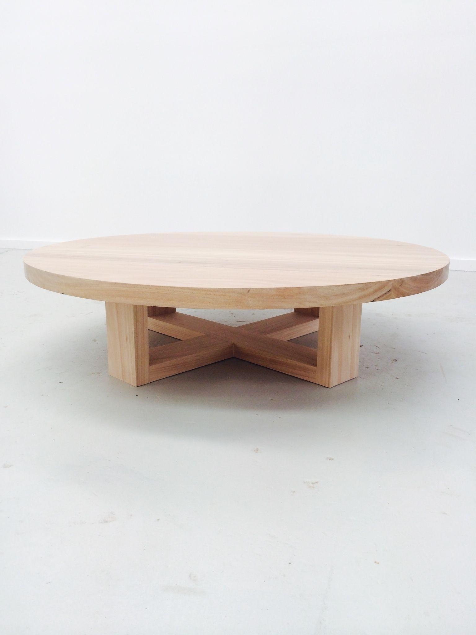 Cb2 Big Dipper Arc Floor Lamp Elegant Mark Tuckey American Oak Regarding Famous Joni Brass And Wood Coffee Tables (View 11 of 20)