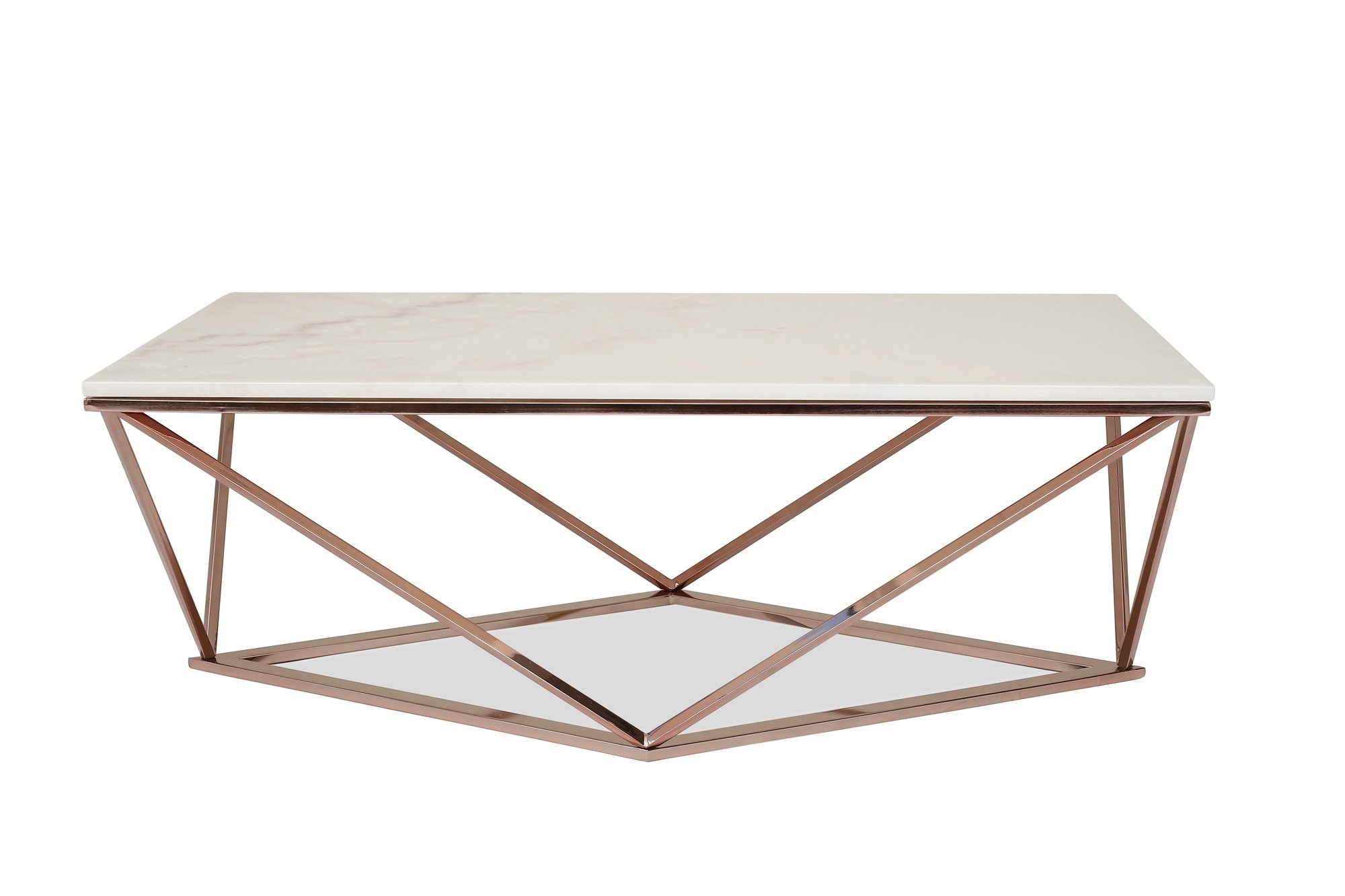Cheap White Lacquer Coffee Table Modern, Find White Lacquer Coffee For Most Up To Date Intertwine Triangle Marble Coffee Tables (View 9 of 20)