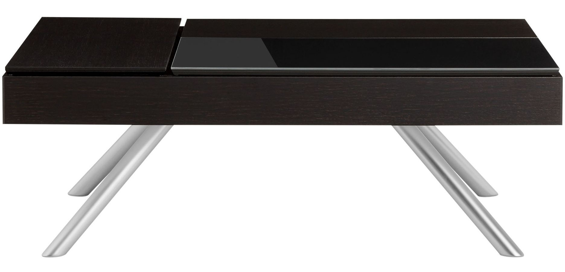 Chiva Large Coffee Table With Angled Metal Legsboconcept In With Most Recently Released Elba Cocktail Tables (View 5 of 20)