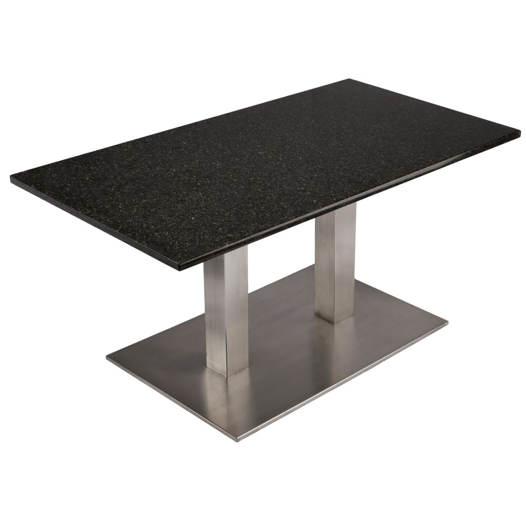 Chosing A Table Base For Your Granite Or Marble Table Top Throughout Latest Slab Large Marble Coffee Tables With Brass Base (View 4 of 20)