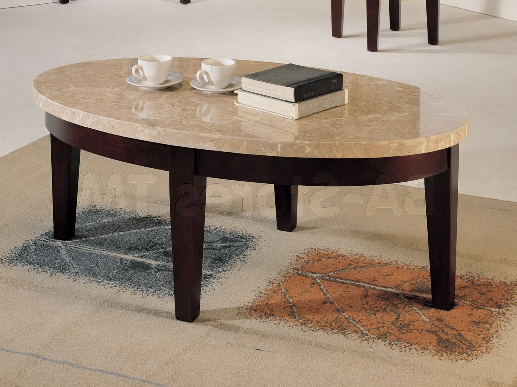 Coffee Table: Amazing Round And Square Marble Coffee Table Marble Intended For Current Smart Round Marble Top Coffee Tables (View 3 of 20)