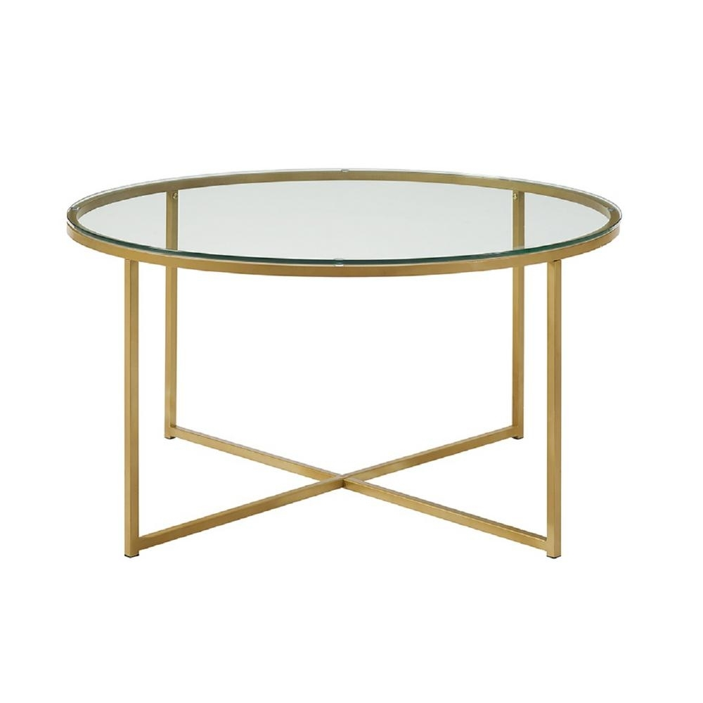 Coffee Table Gold – The Coffee Table For Most Recent Cuff Hammered Gold Coffee Tables (View 3 of 20)