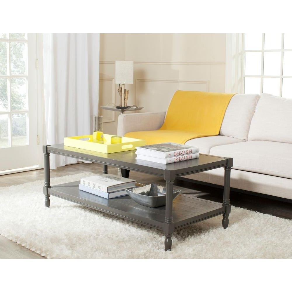 Coffee Table – Gray – Accent Tables – Living Room Furniture – The With Regard To Newest Jaxon Grey Lift Top Cocktail Tables (View 13 of 20)