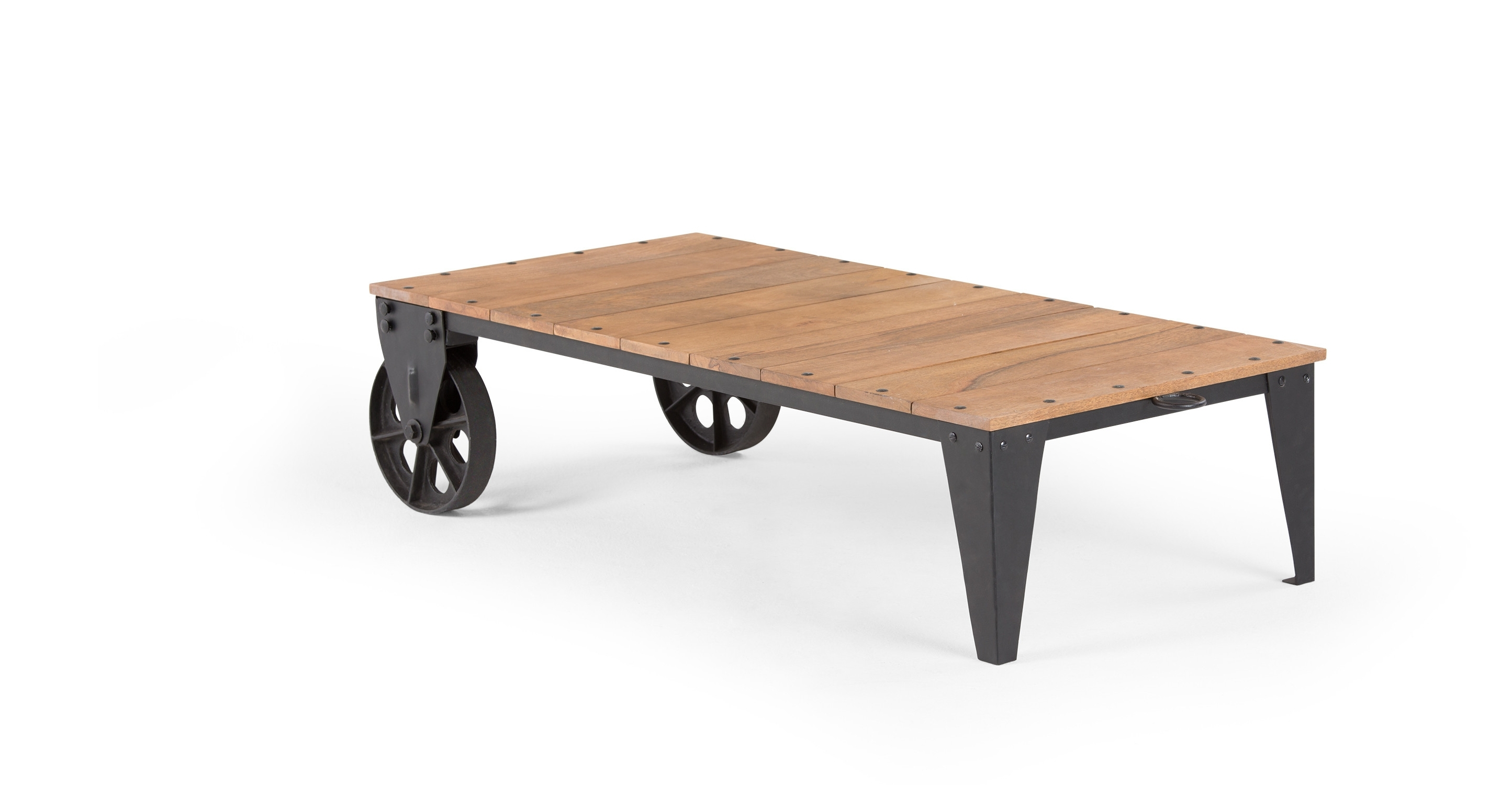 Coffee Table: Outstanding Industrial Coffee Tables Industrial Style Regarding Preferred Mountainier Cocktail Tables (View 3 of 20)