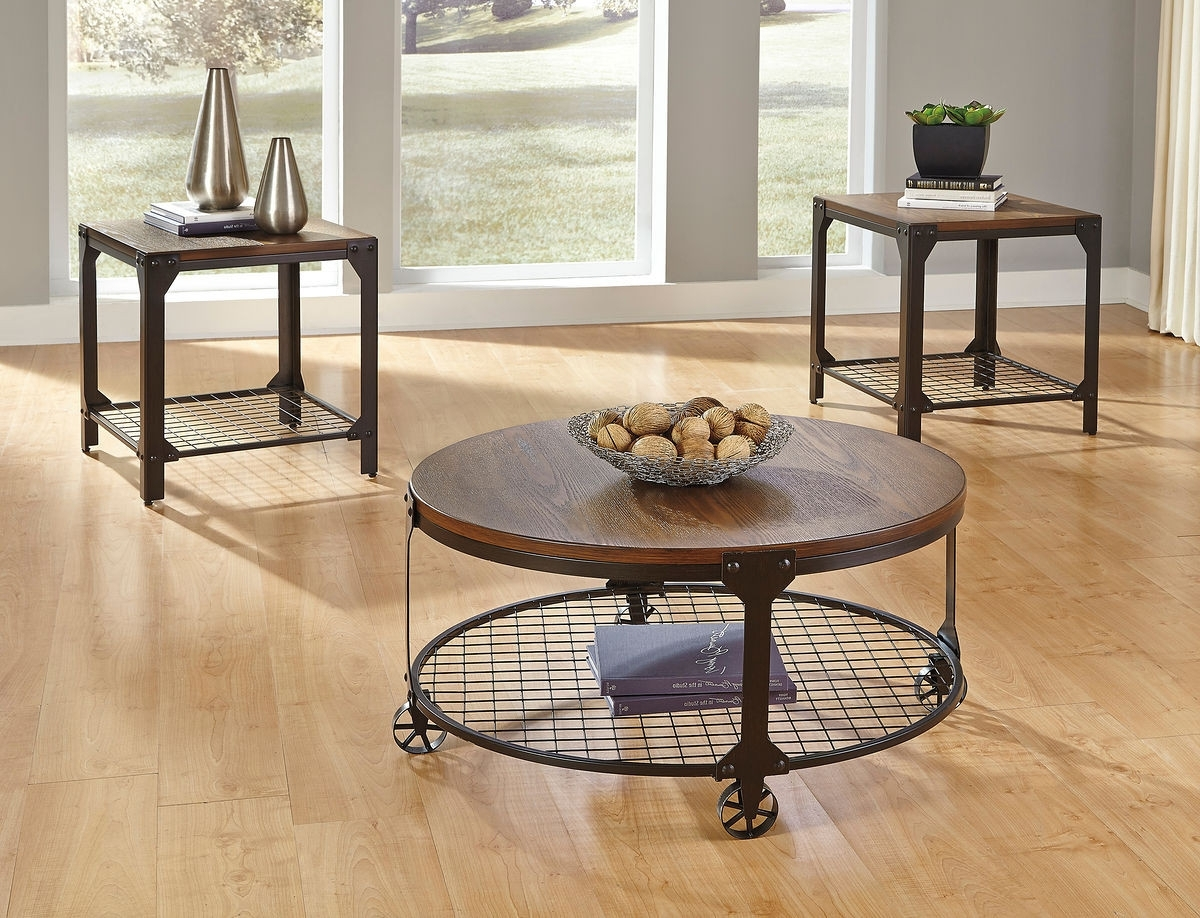 Coffee Tables Ideas For Well Liked Smart Round Marble Top Coffee Tables (View 5 of 20)