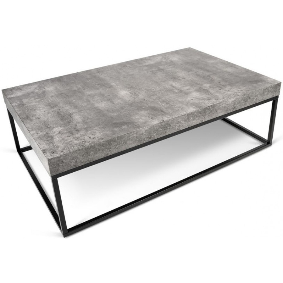 Coffee Tables With Regard To Latest Iron Wood Coffee Tables With Wheels (View 4 of 20)