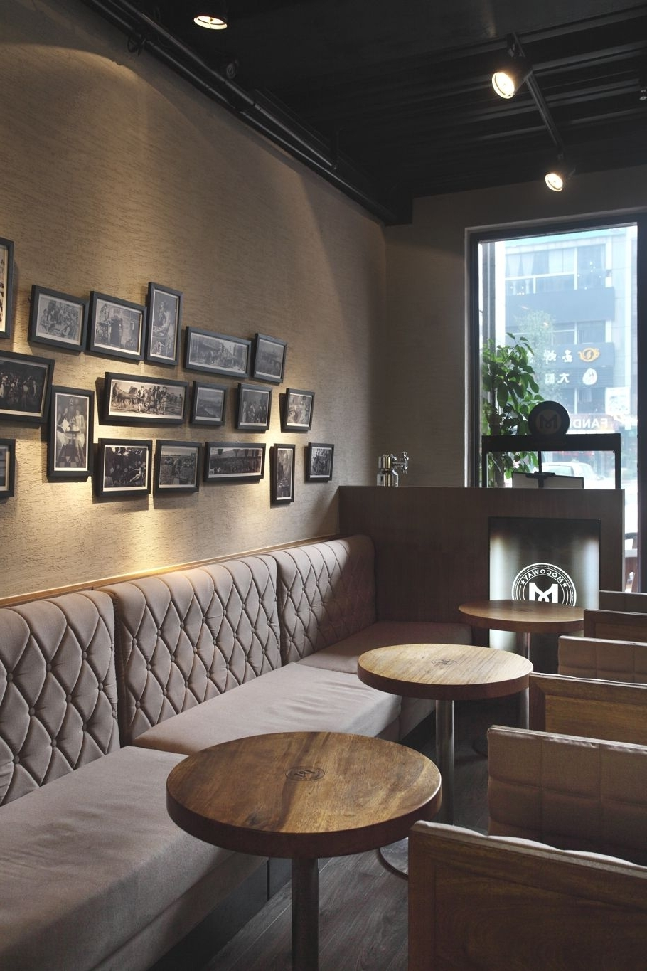 Contemporary Coffee Shop Design Sichuan China Adelto  (View 6 of 20)