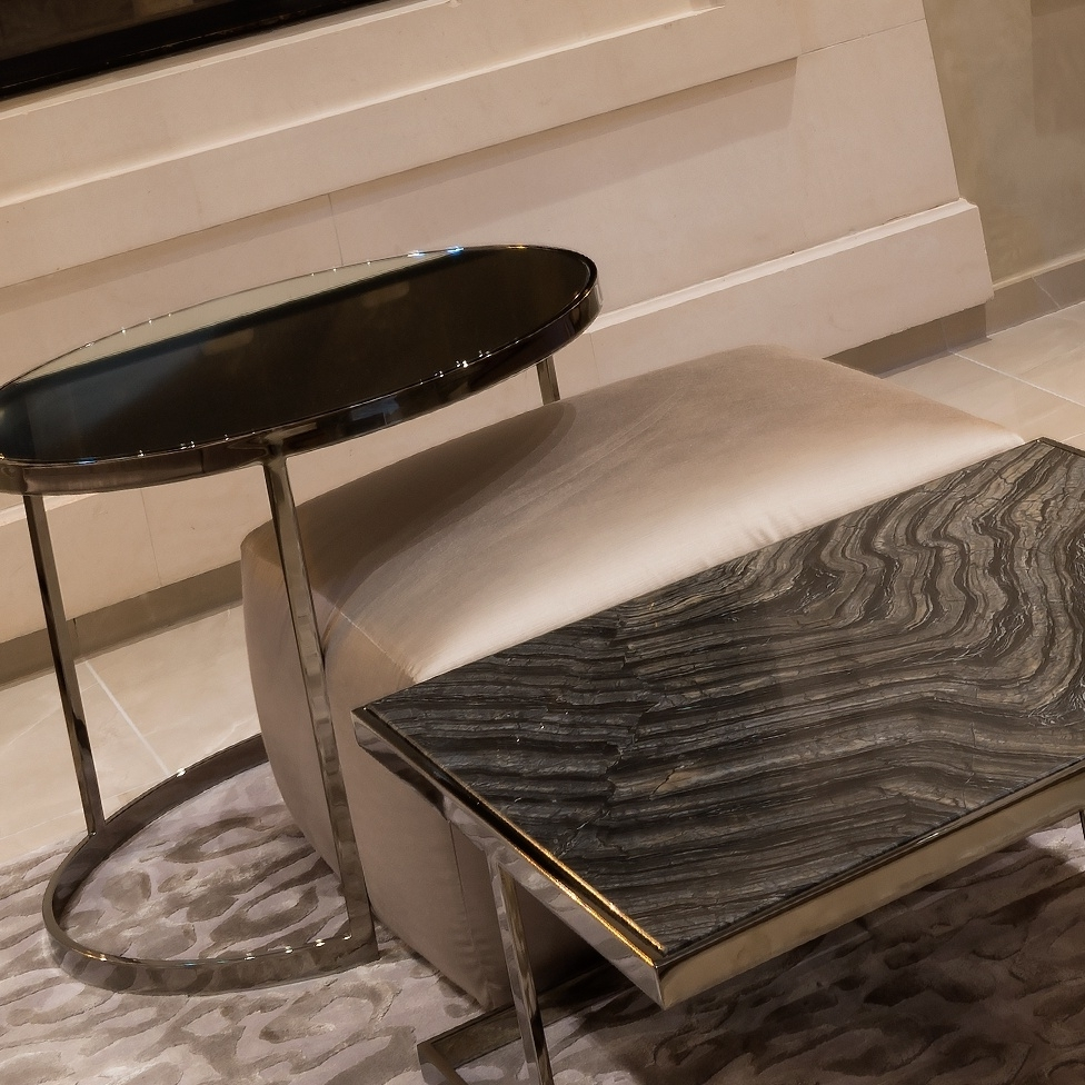 Contemporary Modular Coffee Table System (View 4 of 20)