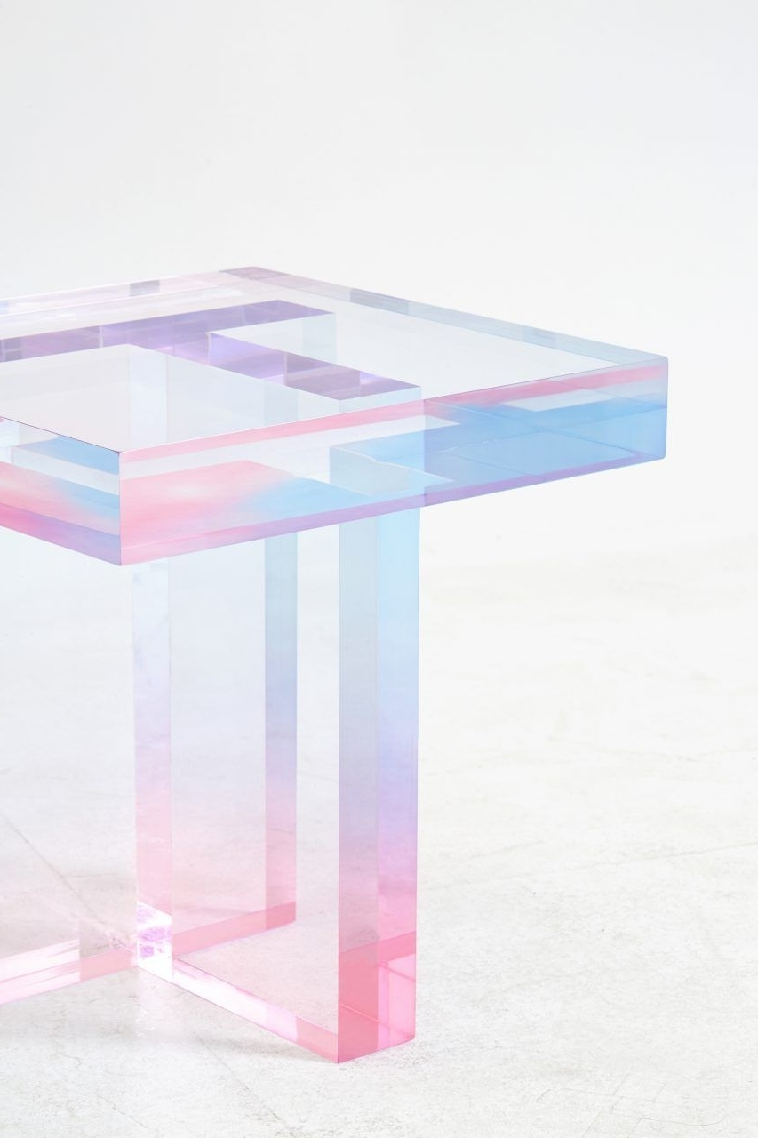 Crystal Series Table (View 8 of 20)